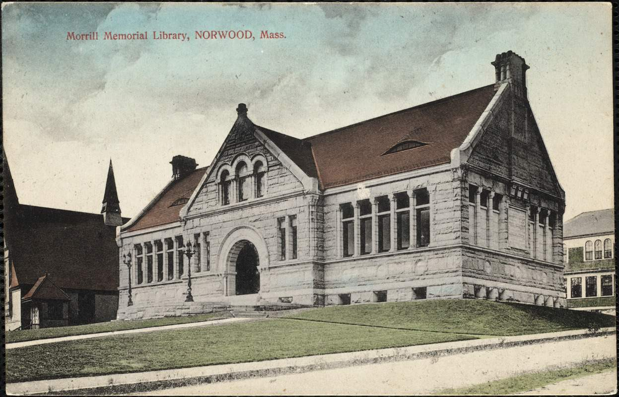 old-photo-of-morrill-memorial-library
