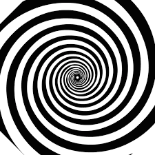 black-and-white-hypnotic-spiral